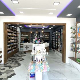 ανακαίνιση φαρμακείου στη Ρόδο